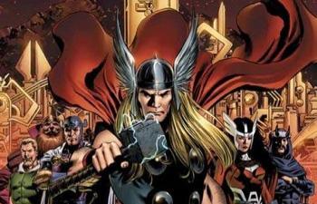 Первая игра в серии Marvel о Торе