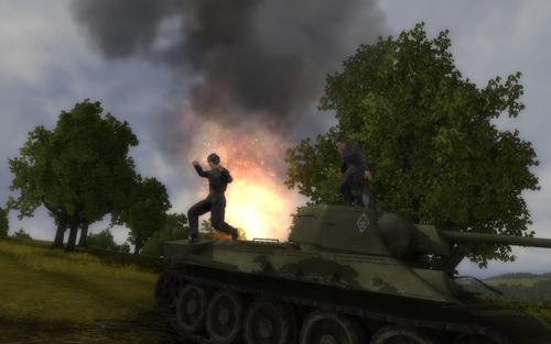 Скриншот к игре Искусство войны. Курская дуга