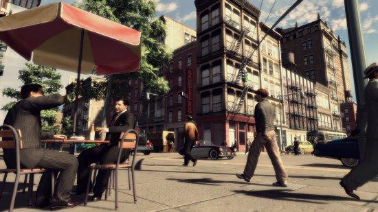 Демо версия игры Mafia II