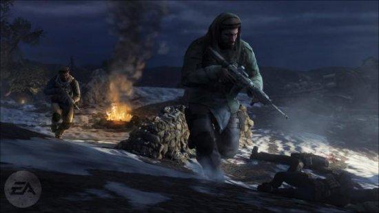 Бета-тест Medal of Honor на Xbox 360