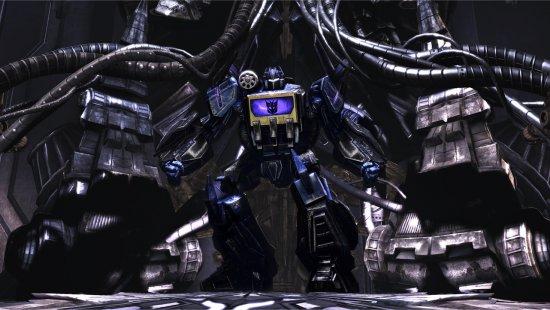 DLC для Transformers: War for Cybertron