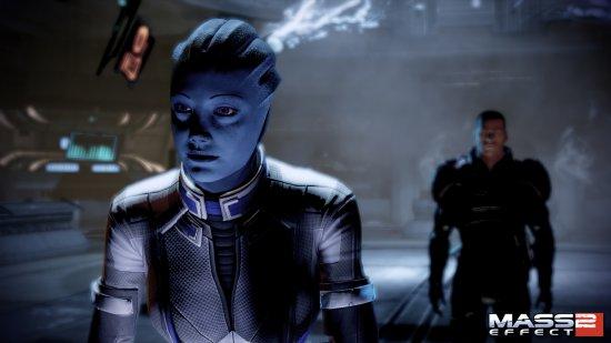 Новый DLC для Mass Effect 2 с Лиарой Т'Сони