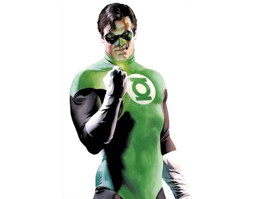 Анонс Green Lantern: Rise of the Manhunters