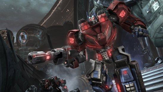 Новые карты и персонажи для Transformers