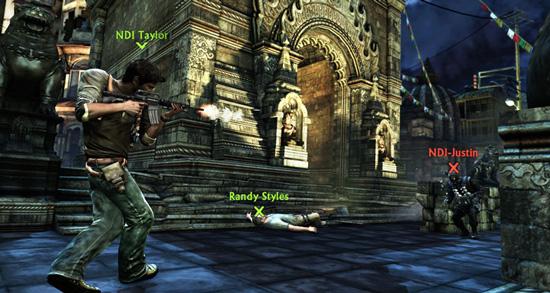 Обновление для Uncharted 2
