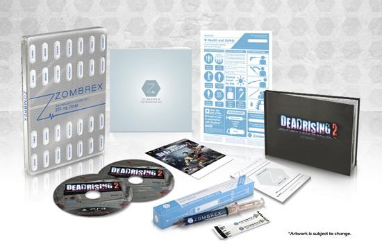 Dead Rising 2 Zombrex Edition выйдет в Европе