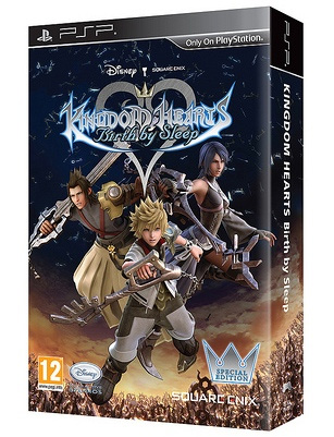 Kingdom Hearts: Birth by Sleep - Special Edition