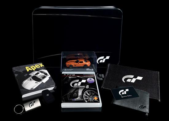 Gran Turismo 5 Signature Edition