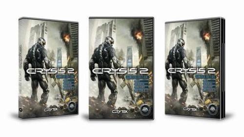 Nano и Limited Editions для Crysis 2