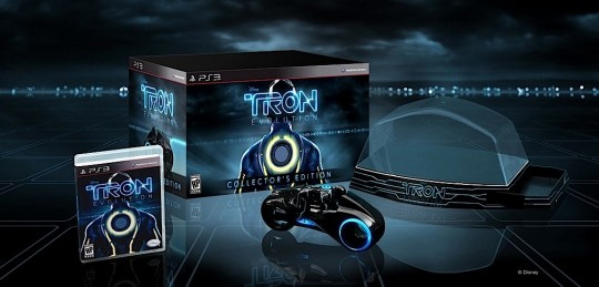 Подробности Tron: Evolution Collector Edition