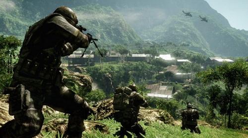 Bad Company 2: Vietnam на TGS 2010