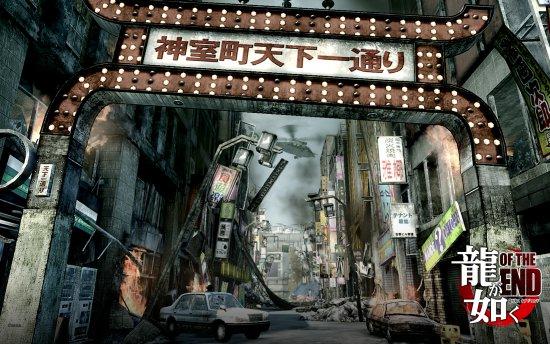 SEGA объявили пятую часть серии Yakuza