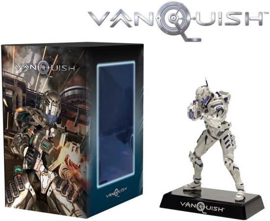 Ограниченное издание Vanquish