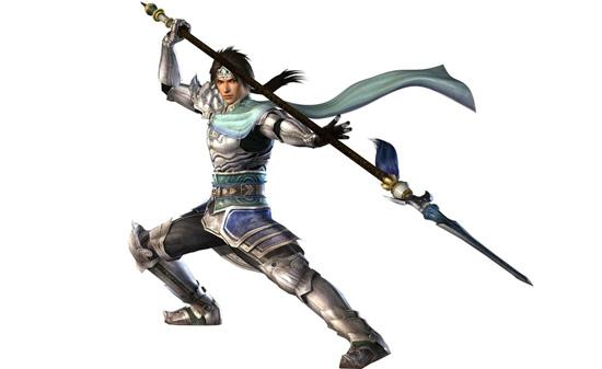 Игра Dynasty Warriors 7 была объявлена на TGS
