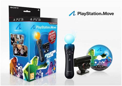 PlayStation Move в России
