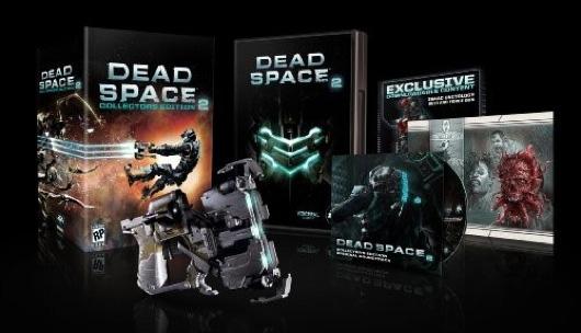 Официальный анонс коллекционки Dead Space 2