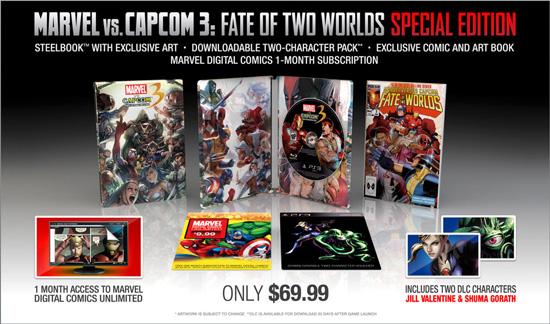 Marvel vs. Capcom 3: Special Edition