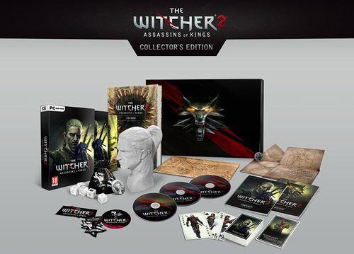 Дата выхода и коллекционка The Witcher 2