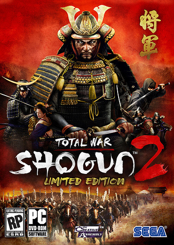 Детали Limited Edition для Total War: Shogun 2