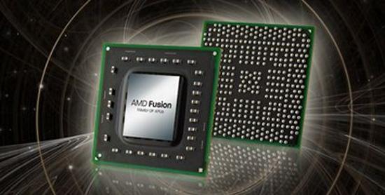 Процессоры Fusion от AMD