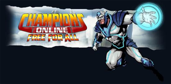 Champions Online стала бесплатной