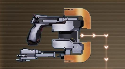 Plasma Cutter из Dead Space в Dead Space 2