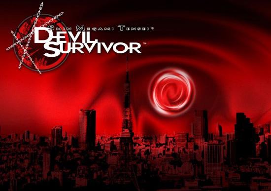 SMT: Devil Survivor выйдет на 3DS