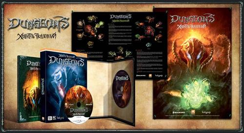 Специальное издание Dungeons от Аккелы