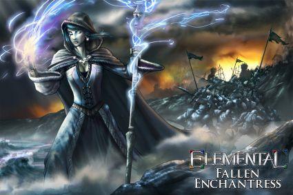 Первое дополнение к Elemental: War of Magic