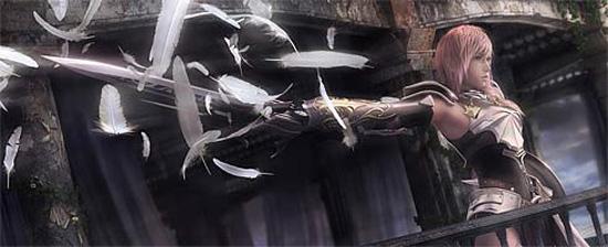 Сюжет Final Fantasy XIII-2 будет мрачным