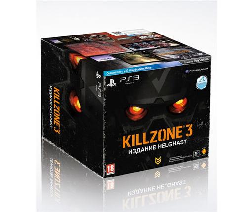 Подробности российского издания Killzone 3
