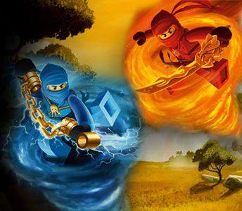 Анонсирована игра LEGO Battles: Ninjago