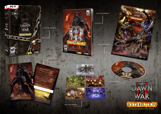 Warhammer 40000: Dawn of War II – Retribution Collector's Edition