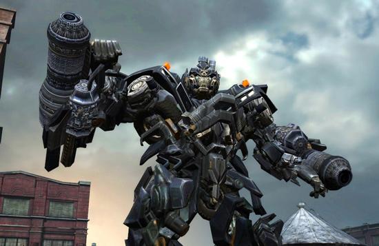 Детали Transformers: Dark of the Moon