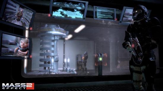 Первый скриншот последнего DLC для ME2