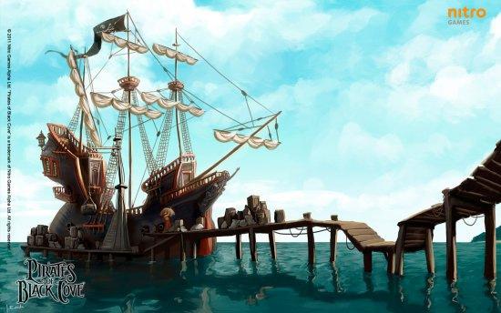 Места на ЗБТ Pirates of Black Cove закончились