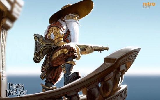 ЗБТ игры Pirates of Black Cove
