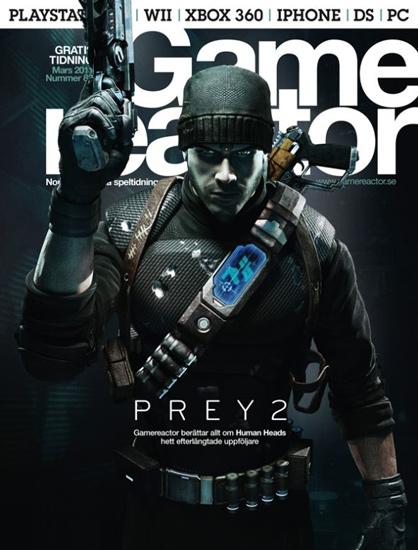 Первые подробности Prey 2 из GameReactor
