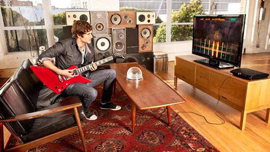 Rocksmith – новая музыкальная игра