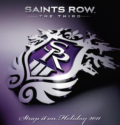 3-я часть Saints Row представлена официально