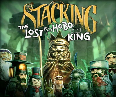 Анонс DLC для игры Stacking