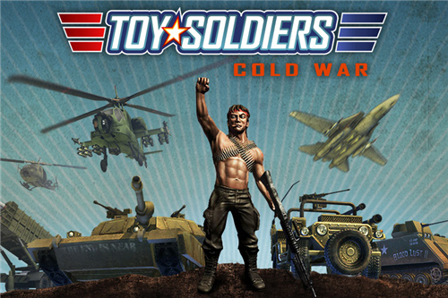 Анонс игры Toy Soldiers: Cold War