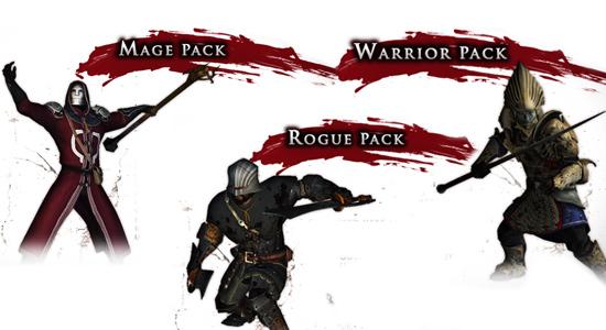 Новые DLC для Dragon Age 2