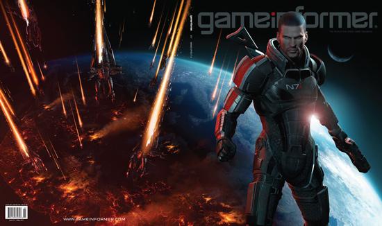 Обложка журнала Game Informer