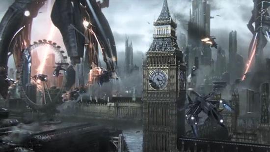 Некоторые детали Mass Effect 3