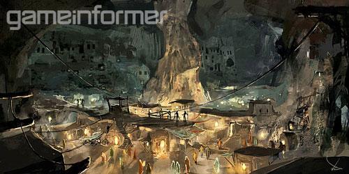Локации в Assassin's Creed: Revelations