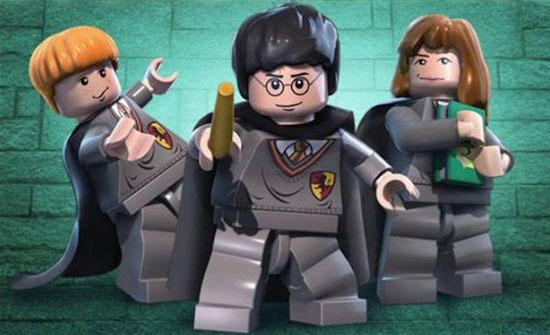 LEGO Harry Potter: Years 5-7 выйдет в 2011 году