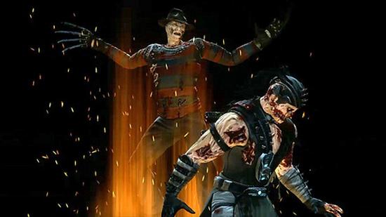 Фредди Крюгер в Mortal Kombat