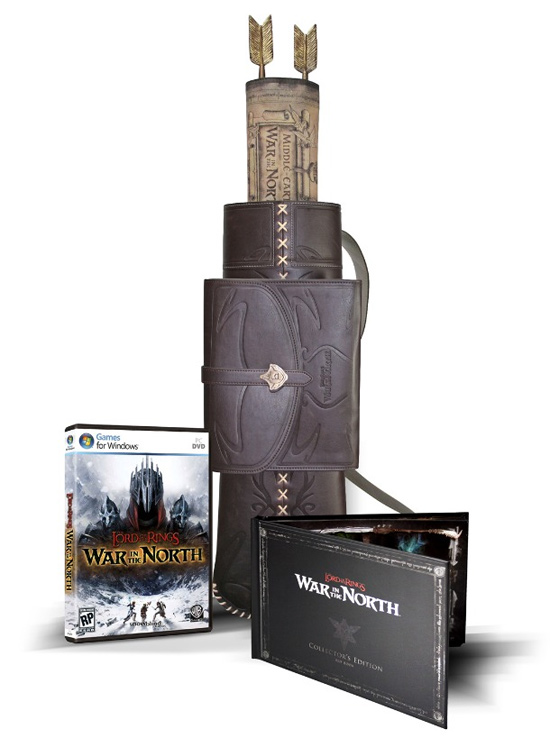 The Lord of the Rings: War in the North Collector's Edition