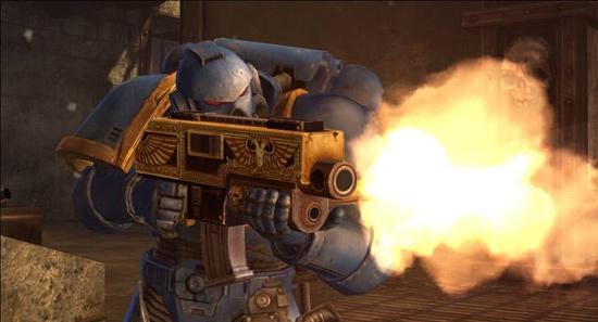 Дополнительный контент для Warhammer 40000: Space Marin
